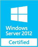 Een van onze besturingssystemen is Windows 2012 R2 Datacenter Server