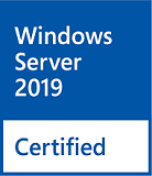 Een van onze besturingssystemen is Windows 2019 Datacenter Server