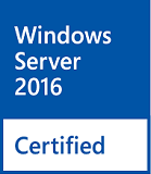Een van onze besturingssystemen is Windows 2016 Datacenter Server